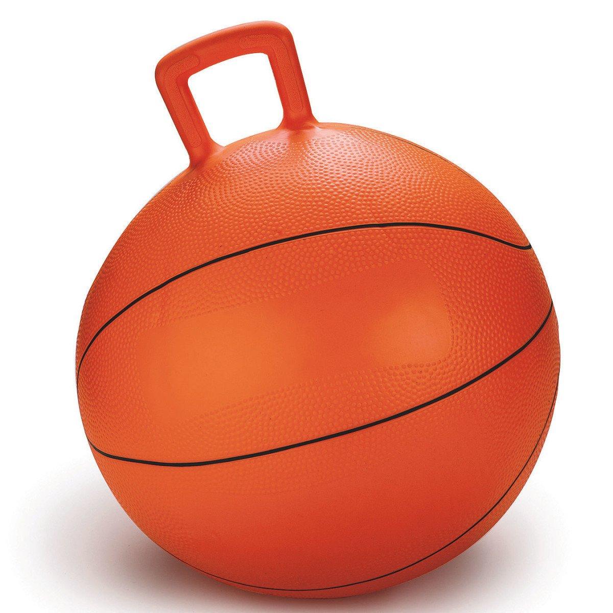 S&S Worldwide Basketball 24'' Spring Hopper Ball