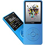 MP3 Player, Dyzeryk Music Player with 16GB Micro SD Card, Ultra Slim Music Player with Build-in Speaker, Photo Viewer…