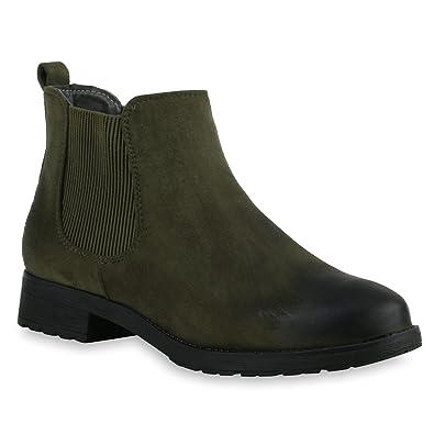 Stiefelparadies - Chaussures Pour Femmes, Couleur Noir, Taille 37