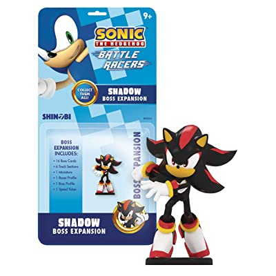 Sonic The Hedgehog Battle Racers: Shadow Boss Expansion Pack: Toys & Games