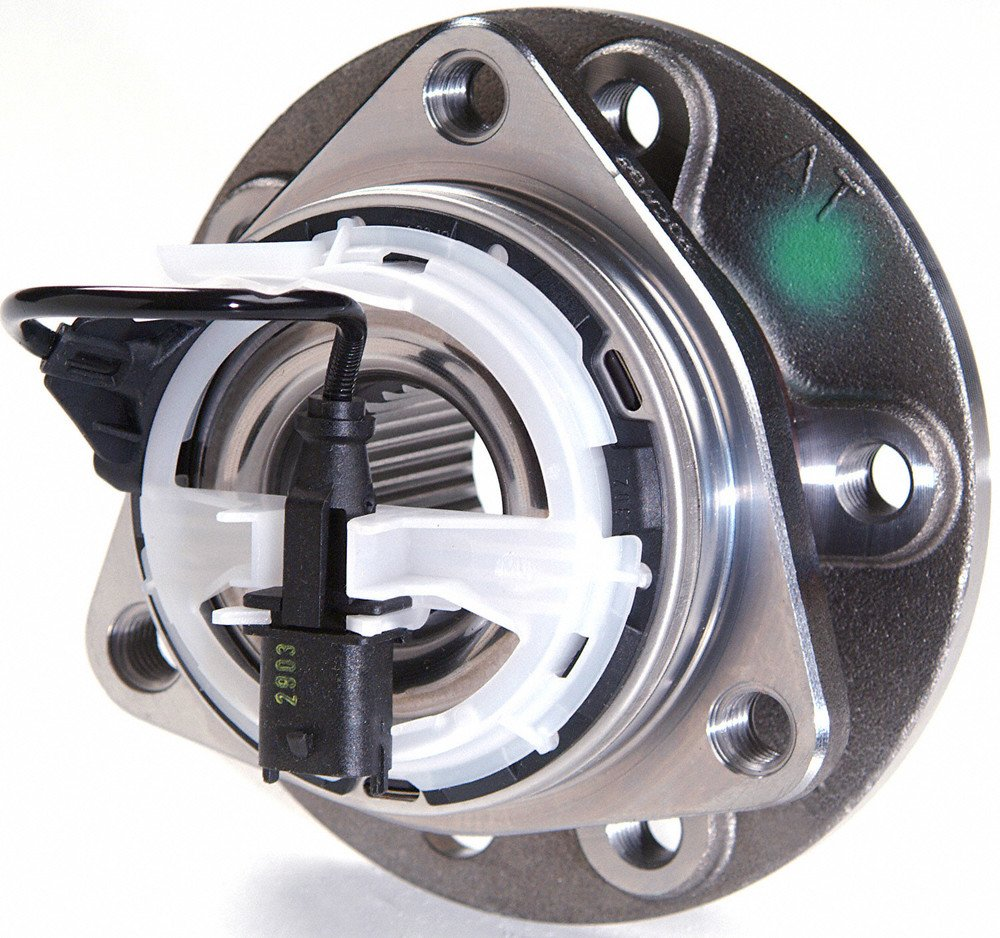 2008 fits Saab 9-3 Front Wheel Bearing and Hub Assembly Note: AWD, FWD One Bearing Included with Two Years Warranty
