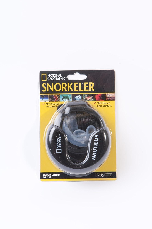 Pearl Black 0532 Toucan Yellow 0532 01542 YELLOW National Geographic Snorkeler Snorkel Nautilus Snorkel