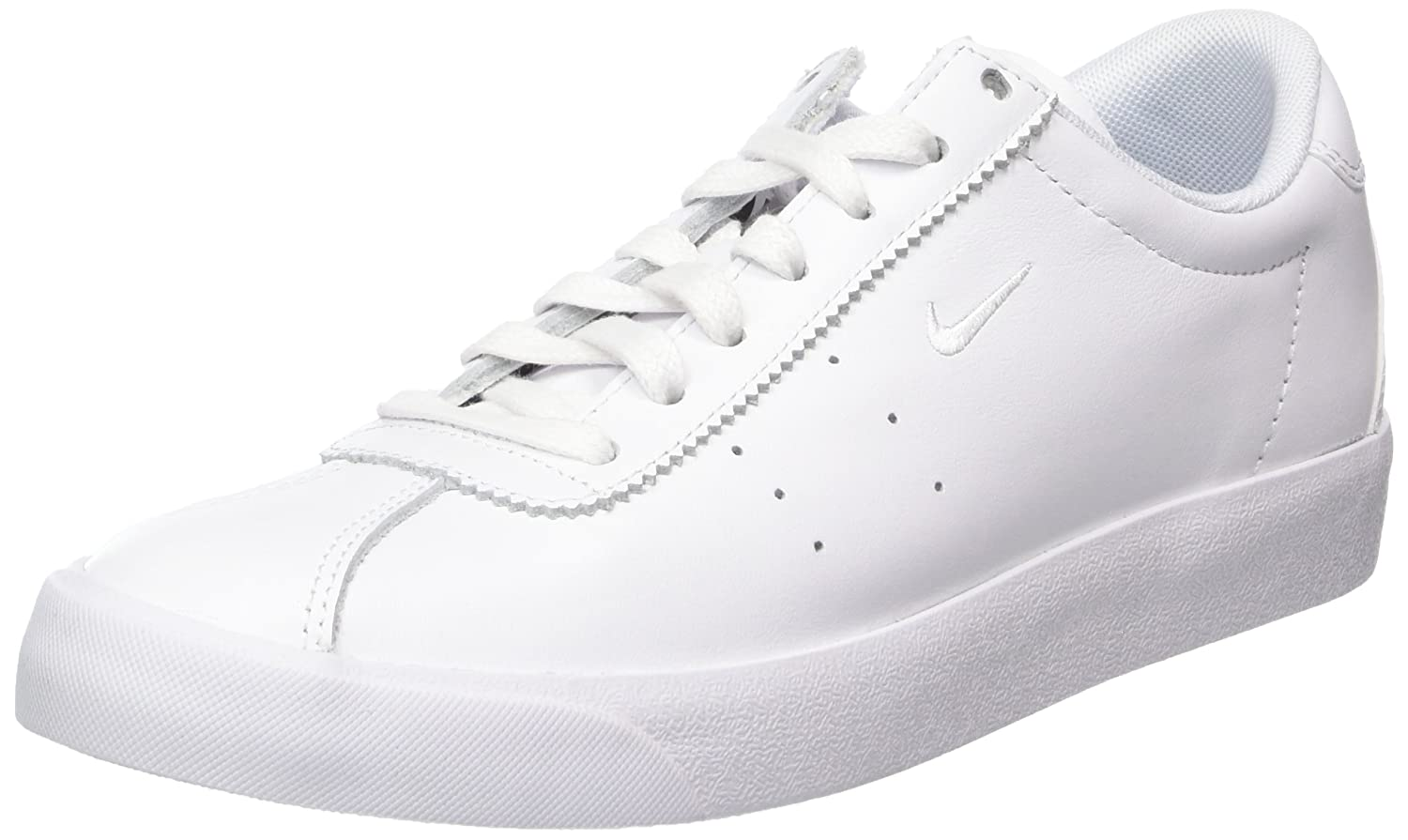 Nike Herren Match Classic Leather Sneaker  39 EU|Wei? (White)