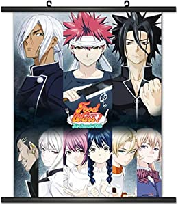 Food Wars! 05 Wall Scroll 32
