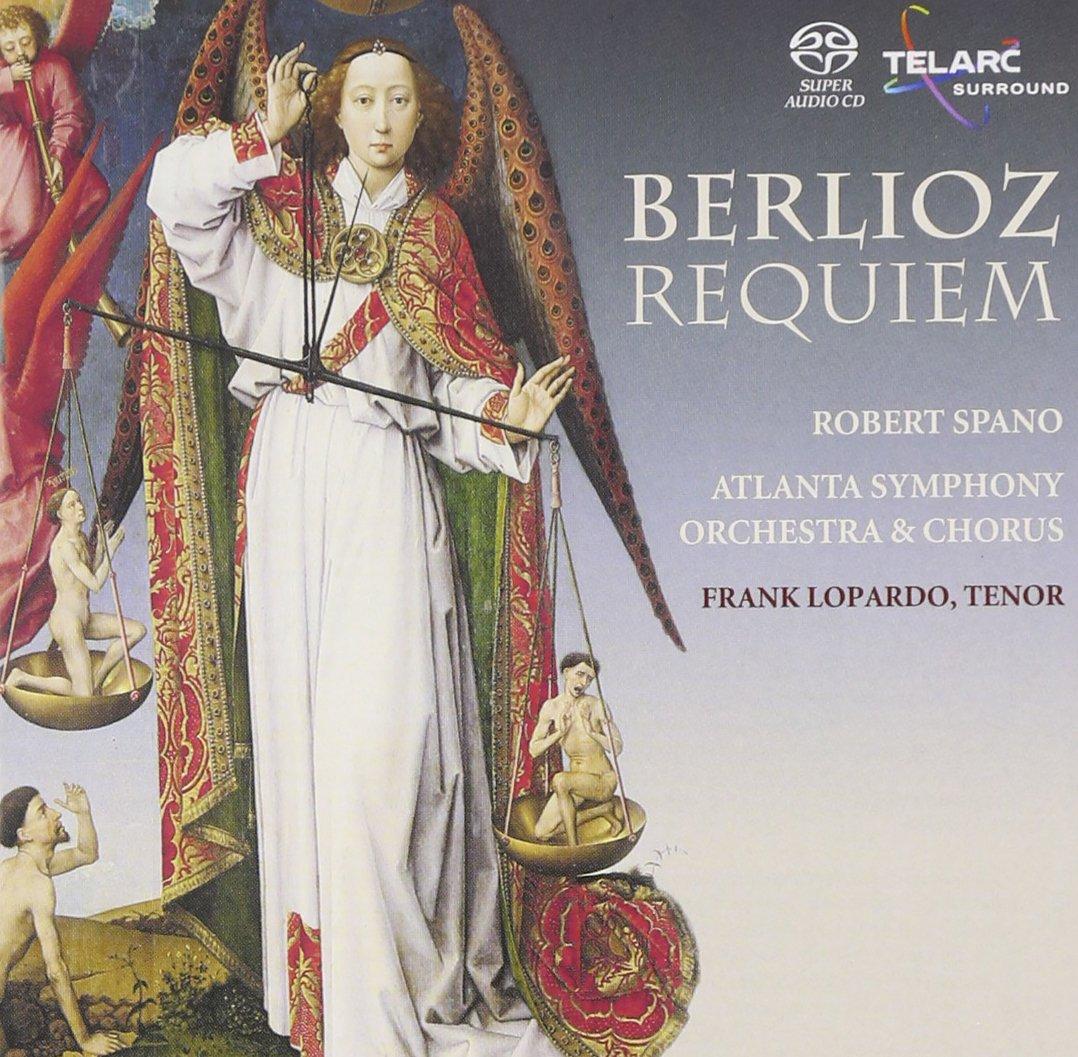 Berlioz: Requiem by TELARC
