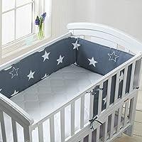 Protectores para cunas y camas de bebé