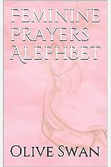Feminine Prayers AlephBet Kindle Edition