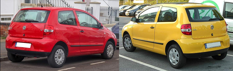 AUTO ZH Heckscheibenwischerarm und Wischerblatt f/ür VW Fox Baujahr 2005/–2011