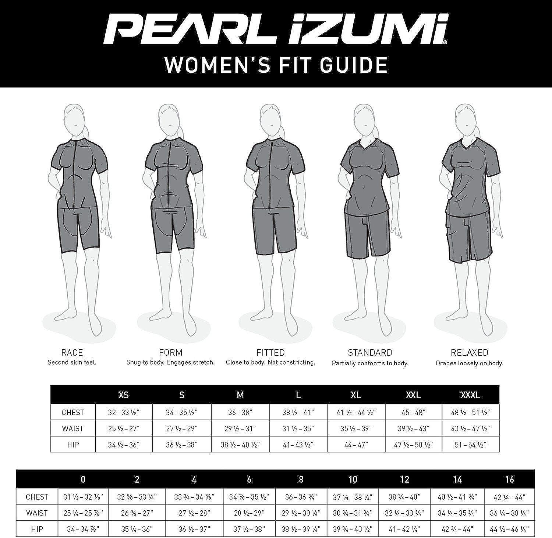 PEARL IZUMI Womens Interval Cargo Bib Short