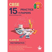 15+1 Practice Papers - Mathematics: CBSE Class 12 for 2019 Examination (Sample Papers)