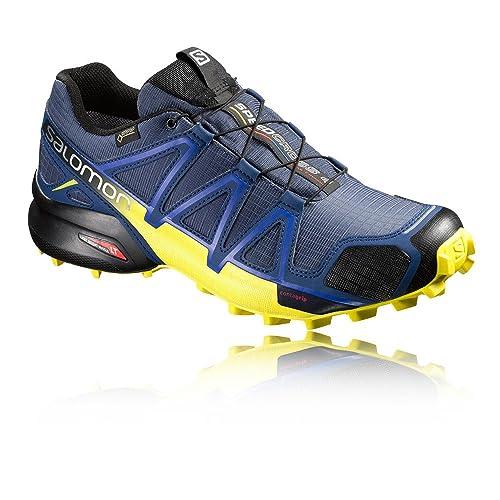 Salomon L38311800, Zapatillas de Trail Running para Hombre: Amazon.es: Zapatos y complementos