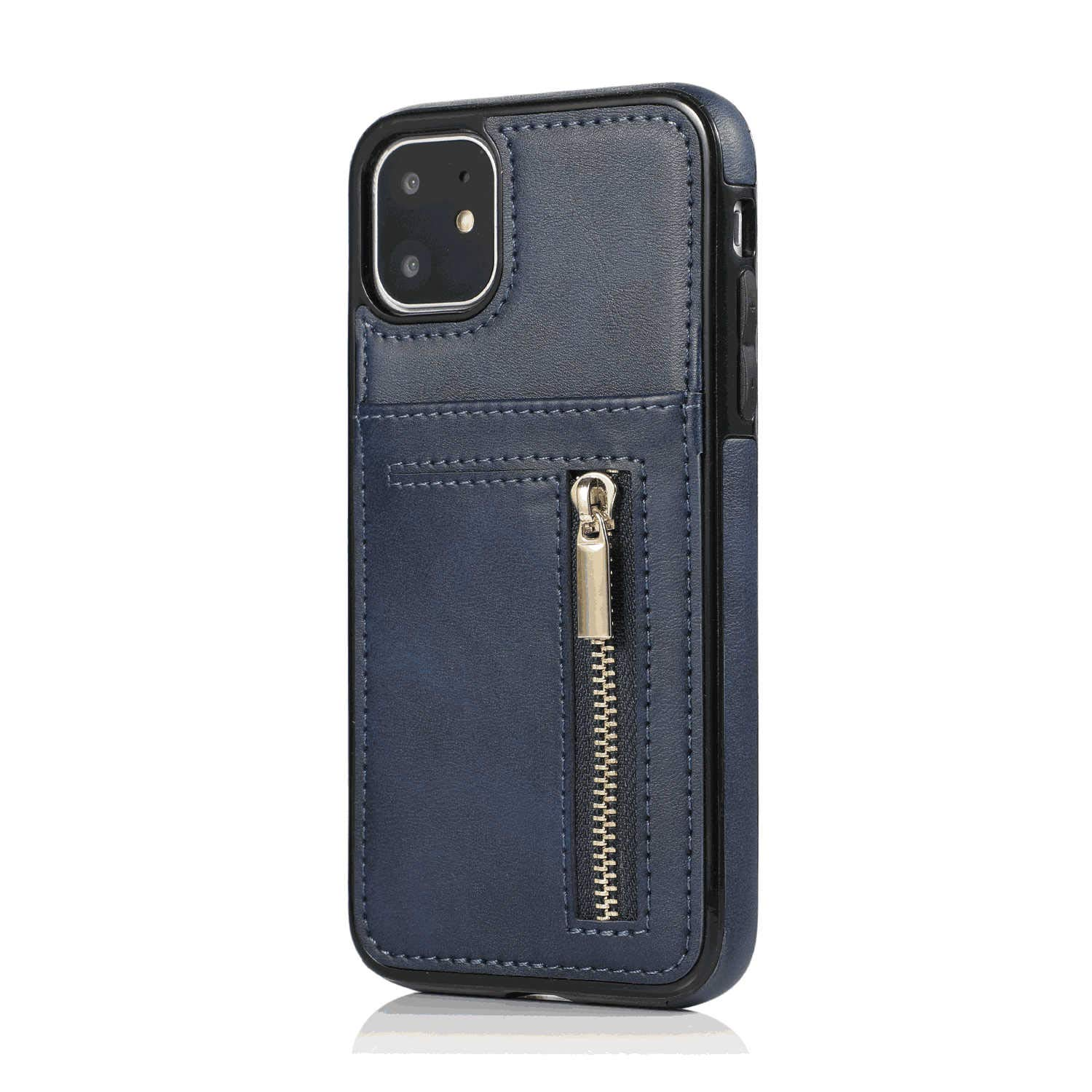 Samsung Galaxy S9 Plus Flip Case Cover for Leather Kickstand Extra-Durable Business Wallet case Card Holders Flip Cover
