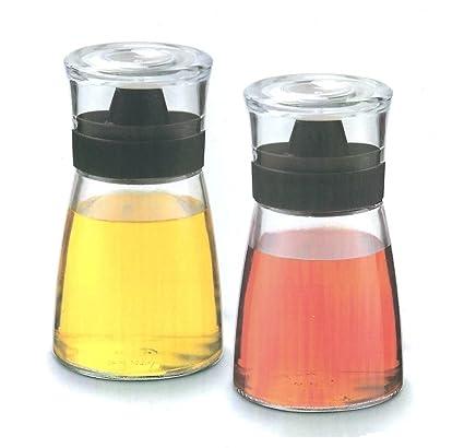 2 Dispensador de aceite & Vinagre vinagrera Botella de ...