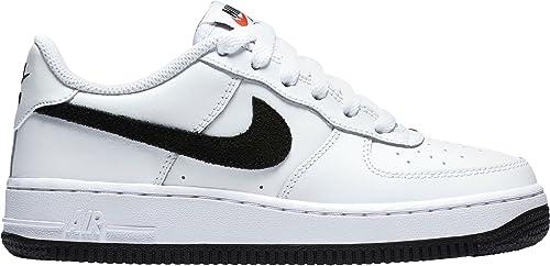 Nike 596728-182, Zapatillas de Deporte para Niños, Blanco (White/Black Team Orange), 37.5 EU: Amazon.es: Zapatos y complementos