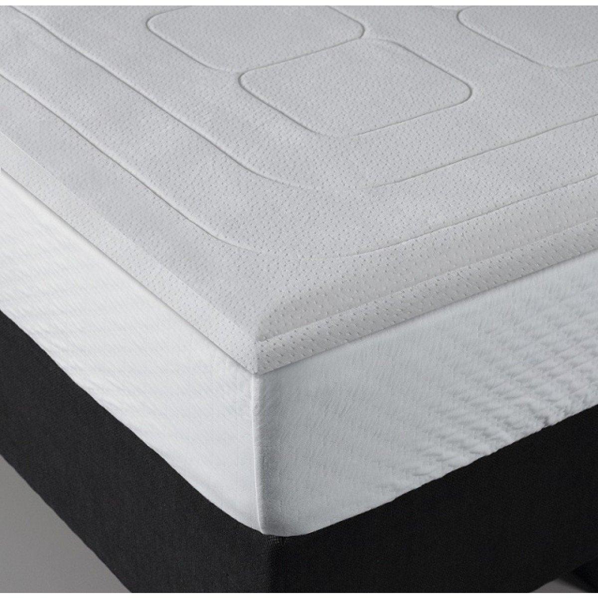 Surmatelas Bultex Confort M Moire De Forme 140×190 Amazon Fr