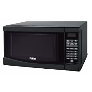 RCA RMW733-BLACK Microwave Oven, 0.7 cu. ft.