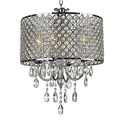 ligero Lámpara de araña negra, luces de restaurante de ...