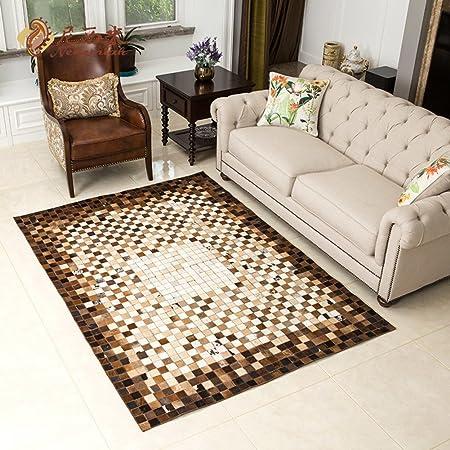 tapis en peau de vache et cheval cheveux tapis villa salon tapis tapis de - Tapis Vache