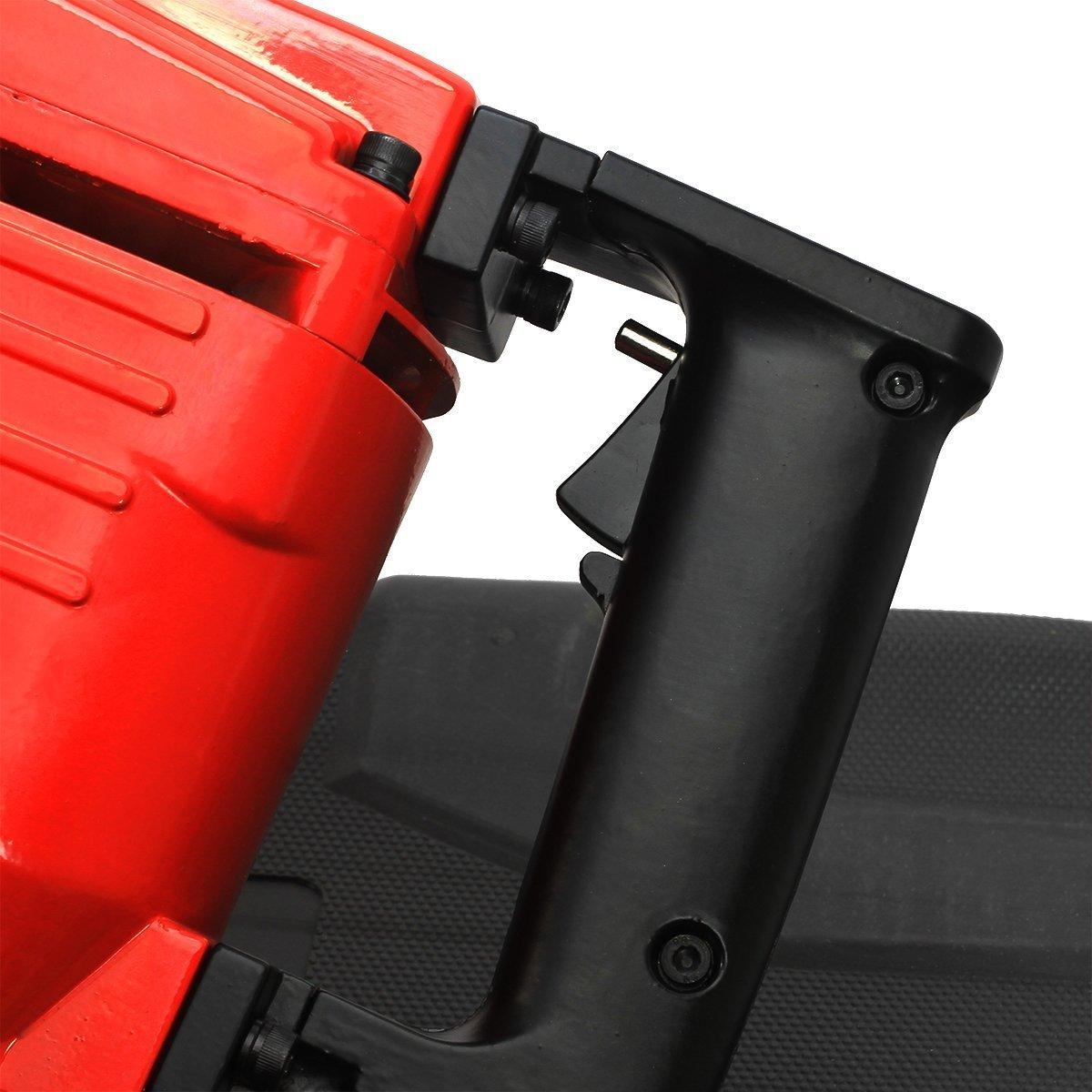 71N35cNTVUL._SL1200_ XtremepowerUS 2200watt Demolition Jackhammer Review