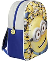 Despicable Me Army of Minions 3D EVA Backpack Rucksack 31x25x10
