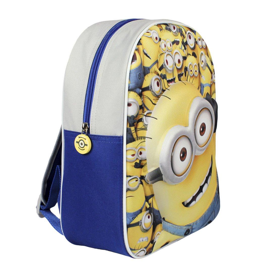 Minions 3D Rucksack - Backbag - sac a dos - mochila .- zaino 31x25x10 cm 2200-905 cartoons4you