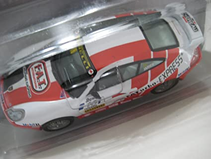 Amazon.com: High Speed DeAgostini Porsche 911 GT3 (Fat Turbo Express/Cardever) 1:43 NIB: Toys & Games