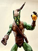 "Marvel Legends GREEN GOBLIN 6"" inch Review (Toy Biz) Spider-Man villain action figure"