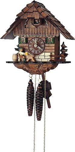 Anton Schneider Cuckoo Clock 1104 9