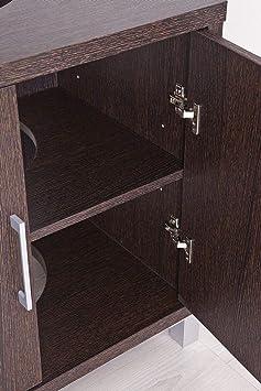 INTRADISA Mueble Bajo Baño Gala 8915 wengue: Amazon.es: Hogar