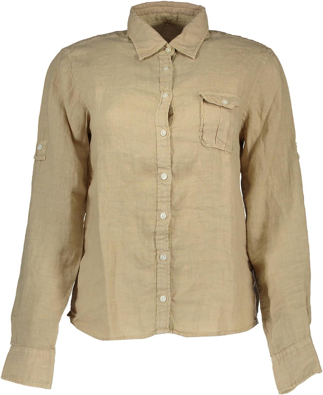 Gant 1501.432205 Camisa con Las Mangas largas Mujer: Amazon.es: Ropa y accesorios