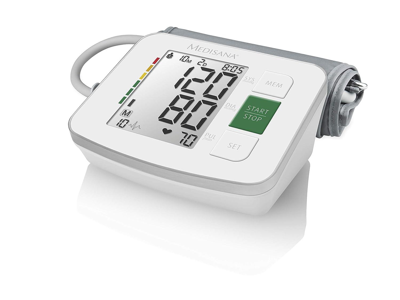 Medisana BU 512 Antebrazo Automático 2 Usuario(s): Amazon.es: Electrónica