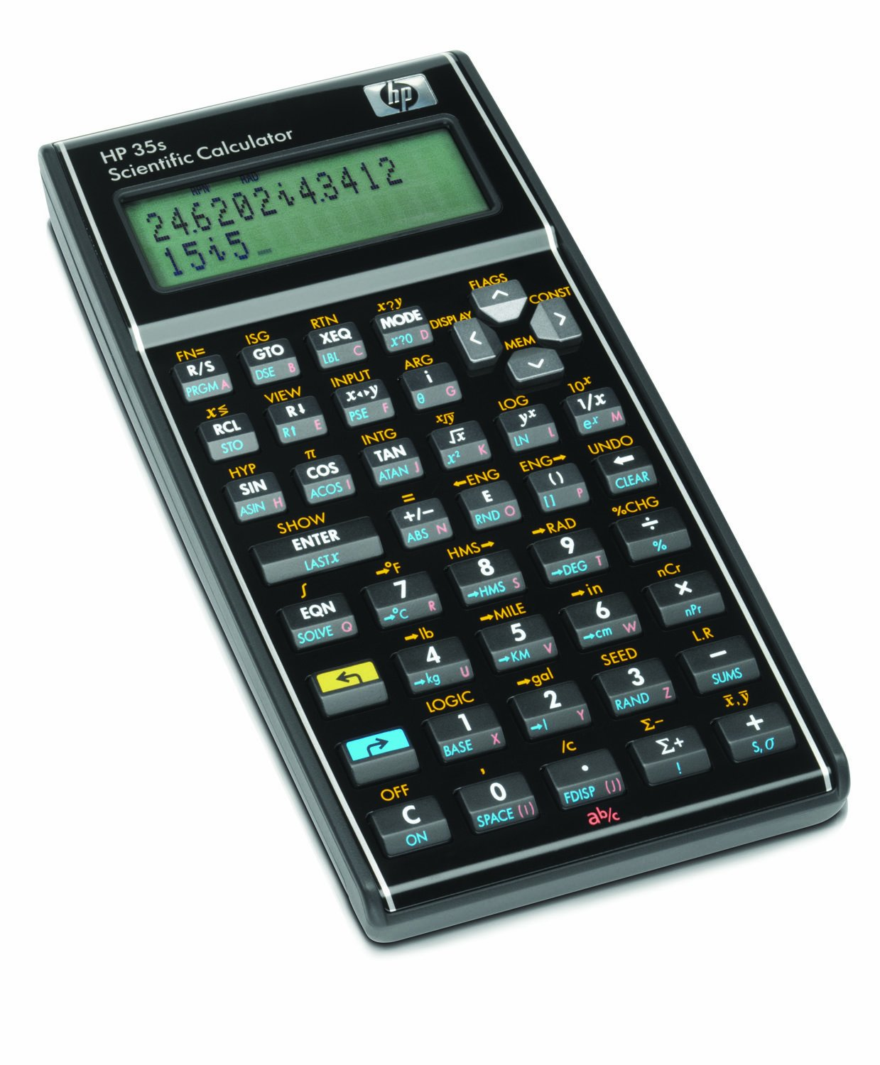 HP 35S - 35S Programmable Scientific Calculator, 14-Digit LCD by HP (Image #3)