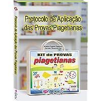Livro Protocolo De Aplicação Das Provas Piagetianas