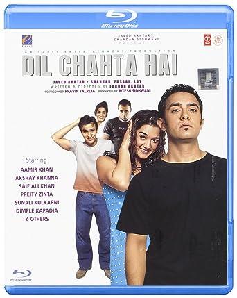 Amazon Com Dil Chahta Hai Blu Ray Movies Tv