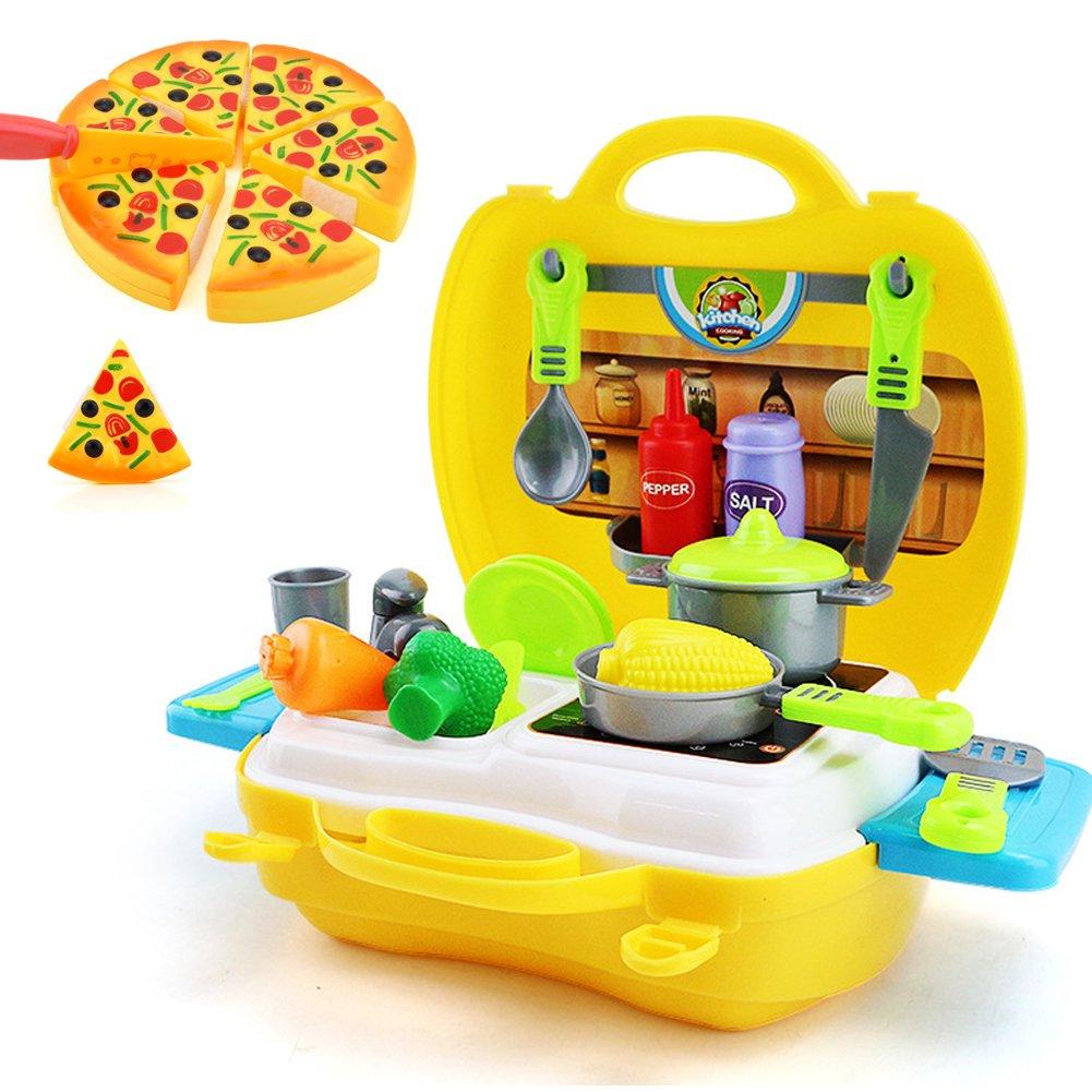 Nett Kücheset Für Kleinkinder Bilder - Küchenschrank Ideen ...