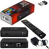 MAG 254 IPTV SET TOP BOX Multimedia Player Internet TV IP ricevitore + HB-Digital chiavetta WIFI