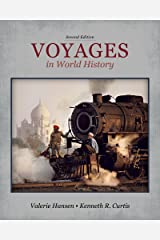 Voyages in World History Paperback
