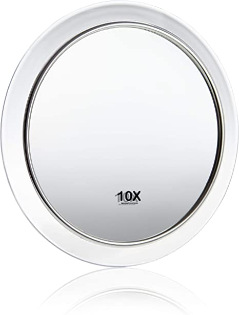 Circle Mirrors Pack of 10 10cm x 10cm