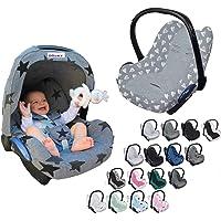 Original DOOKY BabyFit ** Funda universal para sistema de cinturón de 3 y 5 puntos ** Cochecito de bebé, silla de coche…