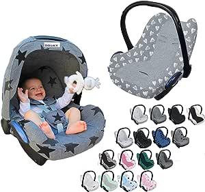 Funda universal para sistema de cintur/ón de 3 y 5 puntos de anclaje azul Azul Tribal. etc como por ejemplo para Maxi-Cosi DOOKY BabyFit Cybex silla de coche