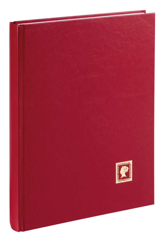 Pagna 30124–31–francobollo Album DIN A4, 16pagine, vino rosso Iden Nürnberg GmbH 30124-31