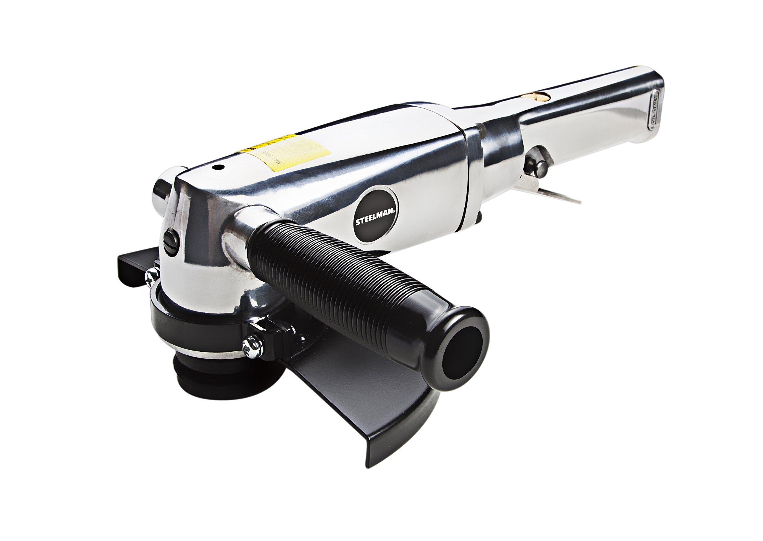 Steelman 2522 7-Inch Angle Grinder