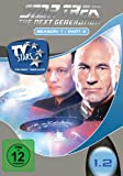 Star Trek - Next Generation - Season 1.2 (4 DVDs)