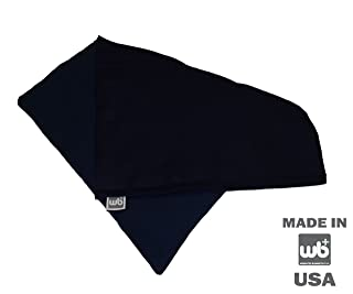 """product image for Weighted Blankets Plus LLC Small Weighted Lap Pad 3lb - 12"""" x 16"""" (Navy)"""