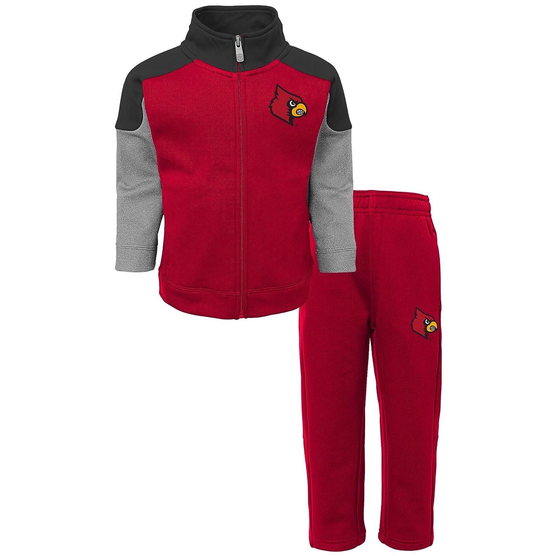 『3年保証』 NCAA男の子4 Cardinals – 7「Gridiron」フリースパンツ&トップセット Small(4) B073ZWBSJJ Small(4) Louisville Cardinals B073ZWBSJJ, 管工機材専門店:ee659b27 --- a0267596.xsph.ru