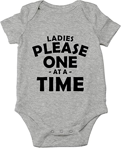 Ladies Please One at A Time - Funny Ladiesman Gift - Cute ...