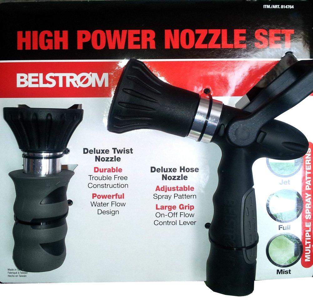 amazon com belstrom high power nozzle set garden u0026 outdoor