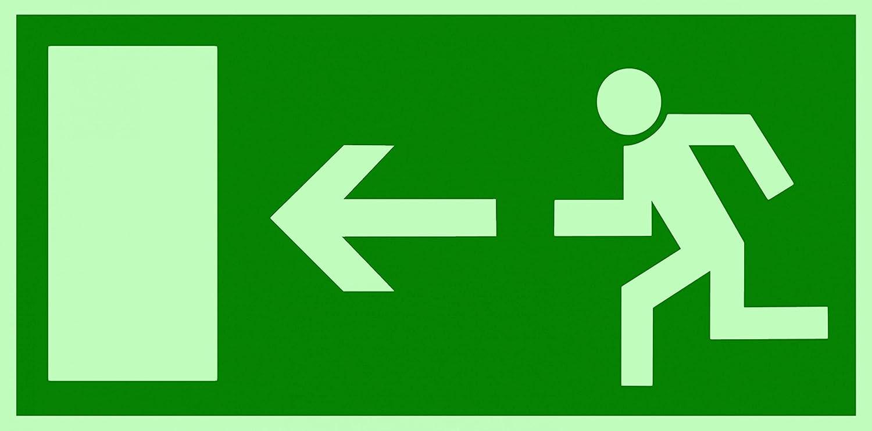 Salvavidas caracteres Símbolo Cartel ext/Salida de ...