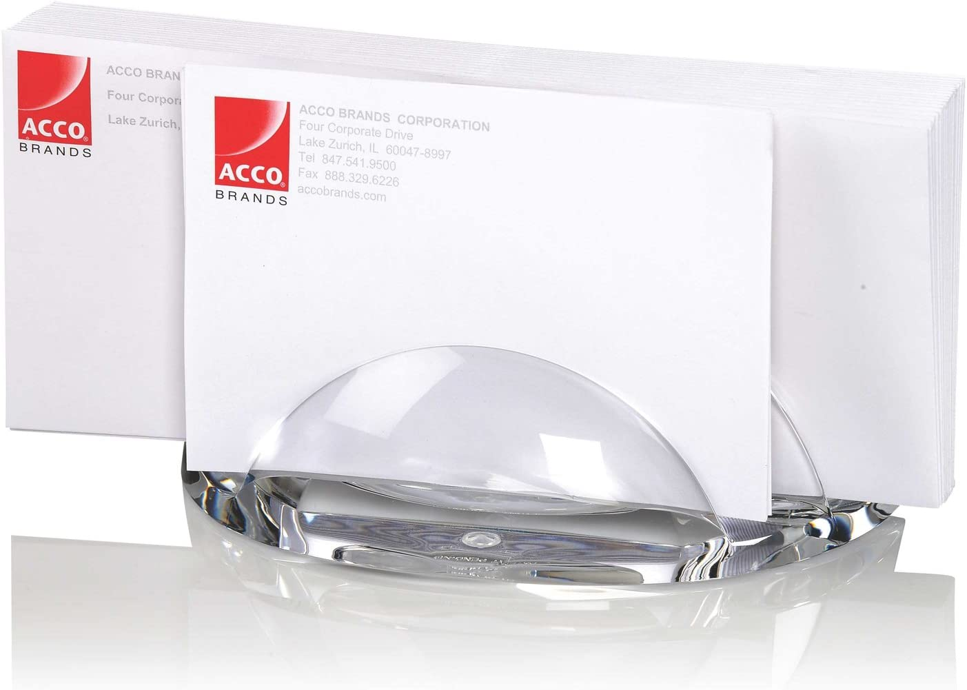 Swingline Mouse Pad Clear Stratus S7010140 Acrylic