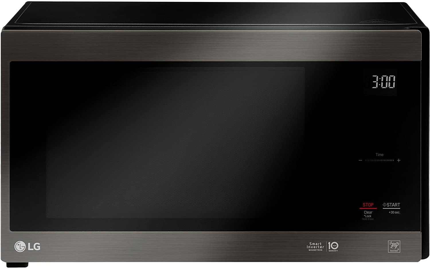 Amazon.com: LG Black Stainless Steel Series 1.5 cu. Color ...